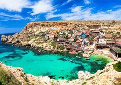 Rocks of Malta
