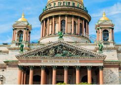 St Petersburg Architecture