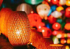 silk lantern hoi an