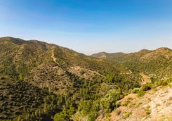 troodos mountains view
