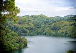 Kibale lake