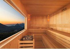 Sauna view