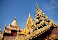 Schwezigon Pagoda