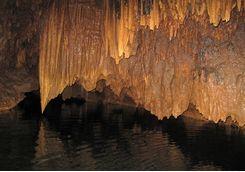 ATM caves in Belize
