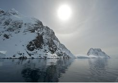 Iceberg in Drakes Passage
