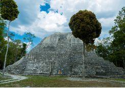 Mayan Temple, Guatemala