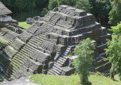 Yaxha ruins