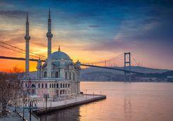 Mosque and Bridge