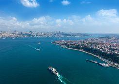 Sea in Istanbul