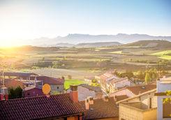 Village in Rioja