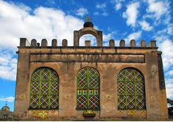 Old church in Tigray
