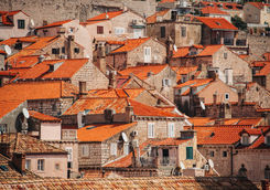traditional dubrovnik houses