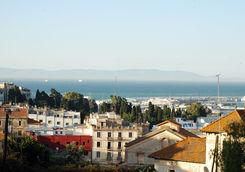 Tangier view