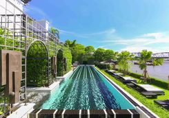 The Siam Main swimming pool