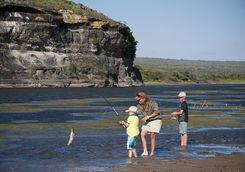 Children's fishing
