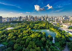 Bankok landmark