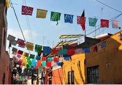 colours street