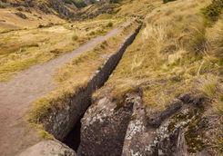 Cumbemayo Aqueduct