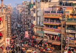 Main bazar, Delhi