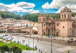 Main Square Cusco