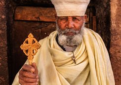 catholic priest lalibela