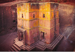 church lalibela