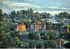gondar unesco world heritage