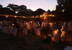 timkat festival gondar