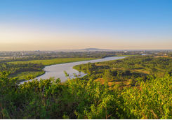 bahir dar and lake tana view
