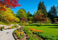 Butchart Gardens, British Columbia