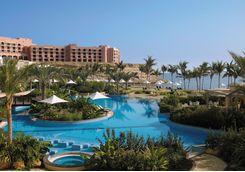 Barr al Jisah pool