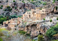 Ruins of Wadi Bani Habib