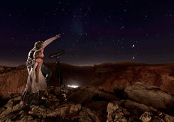Stargazing at Anantara Al Jabal Akhdar
