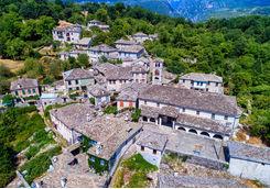 Dilofo village, Zagorochiora