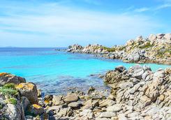 Bonifacio Beach