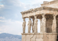 Erechtheion temple