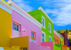 Bo Kaap neighbourhood