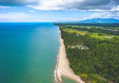 Sematan Beach Kuching
