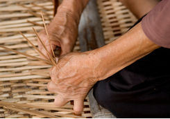 Working with Rattan