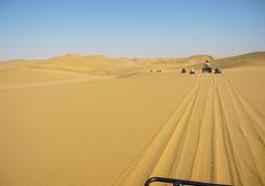 quad on dune