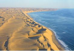 aeria; view skeleton coast