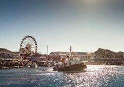 Victoria waterfront Cape Town