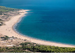 coastline malaga