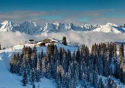 Ski restaurant