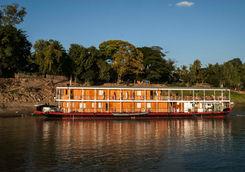 RV Zawgyi boat