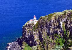 Lighthouse Ponta da Madrugada