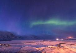 Longyearbyen Northern Lights