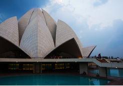 Baha'i Lotus Temple, New Delhi