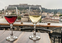 Athens wine