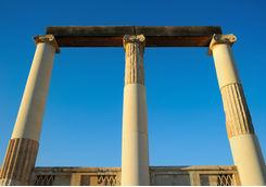 Epidaurus columns